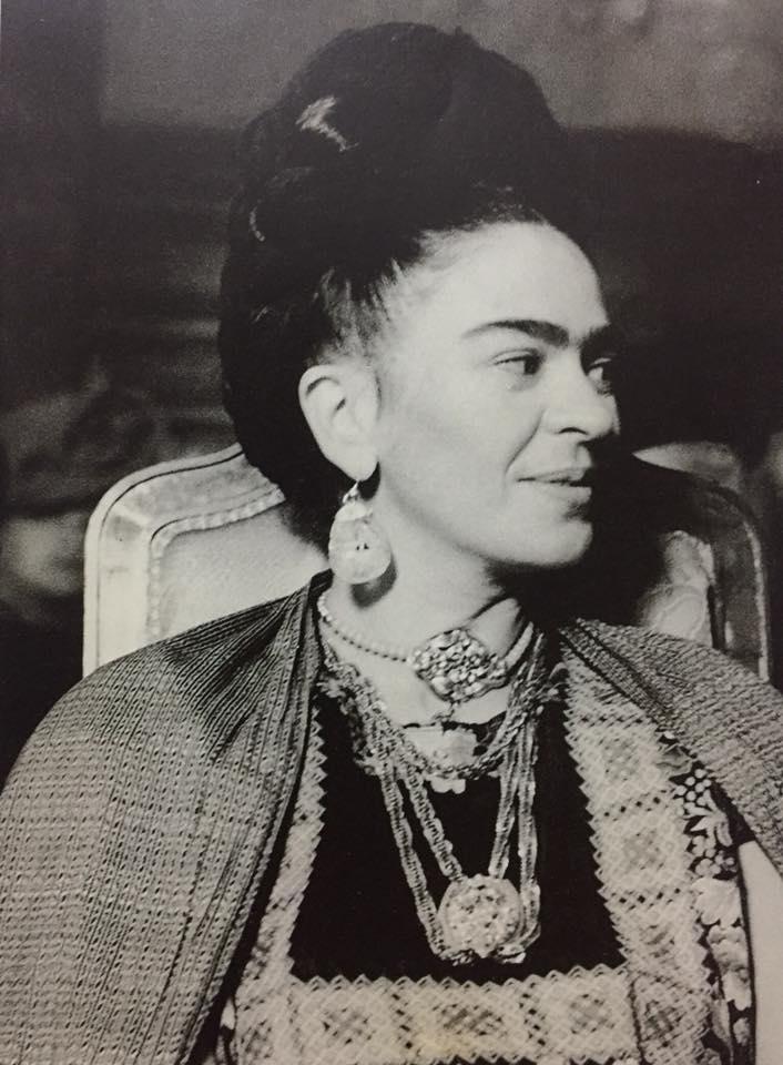 111 años del nacimiento de Frida Kahlo
