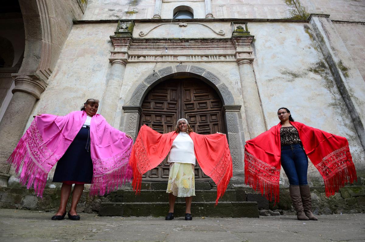 Calimaya: lugar de fino Rebozo, alegres mariachis y sabroso Tecui